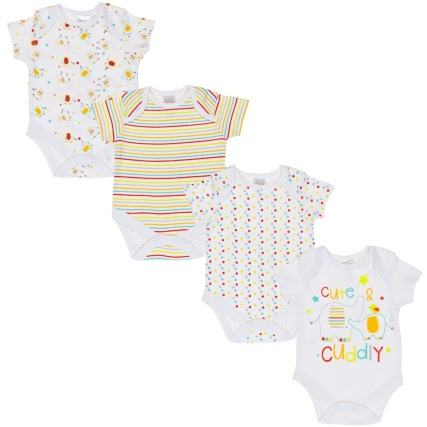 332911-baby-unisex-4pk-body-suit--cute-and-cuddly-main