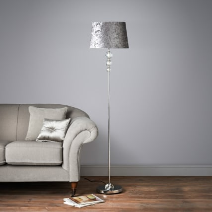333006-luxe-crystal-floor-lamp-with-velvet-look-shade-silver