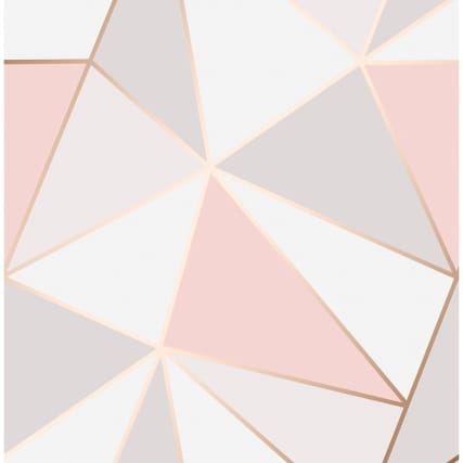 333199-Fine-Decor-Apex-Geo-Rose-Gold-Wallpaper