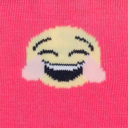 333331-girls-7pk--design-socks-pink-laugh-emoji-close