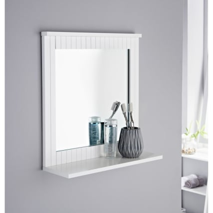 Maine Wall Mirror Furniture Bathroom Mirror B Amp M