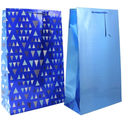 333477-holographic-2pk-gift-bag-blue-2