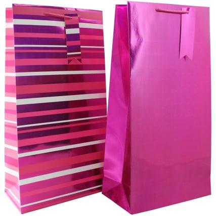 333477-holographic-2pk-gift-bag-pink-2