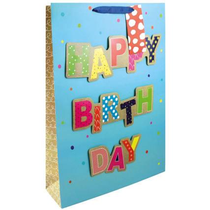 333479 Happy Birthday Gift Bag 4