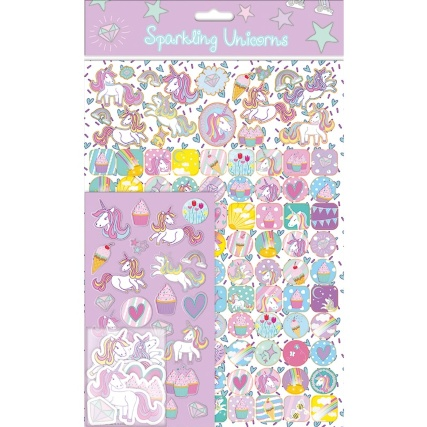 333948-sparkling-unicorns-stickers
