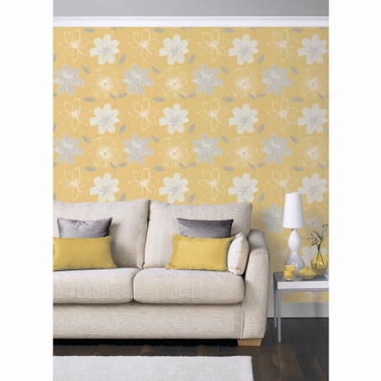 334375-arthouse-samba-floral-yellow-wallpaper-2
