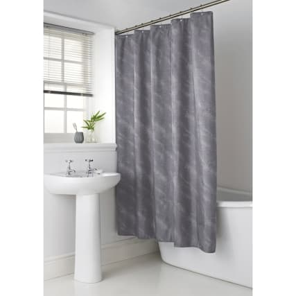 334529-sparkle-shower-curtain-grey