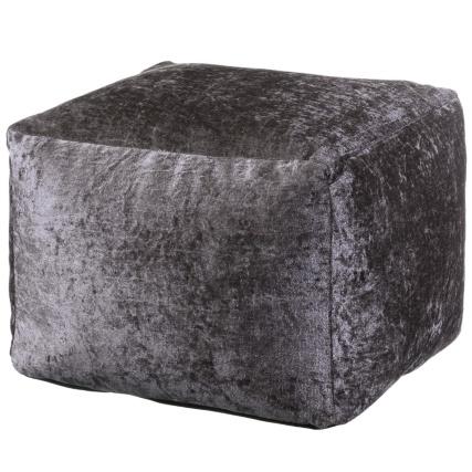 334610-versailles-crushed-velvet-bean-cube-charcoal
