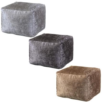 334610-versailles-crushed-velvet-bean-cube-silver