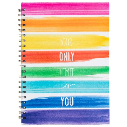 334791-a4-hard-back-book-fashion-watercolour-stripes