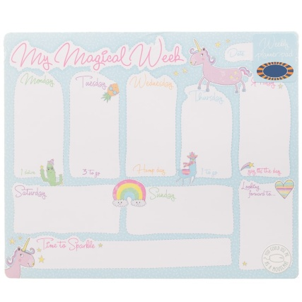 334793-weekly-planner-pad-unicorns-and-rainbows-2