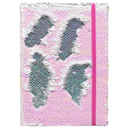 334799-a5-reversible-sequin-notebook-pink-silver-2