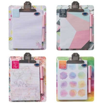 334802-fashion-clipboard-and-notepad-floral