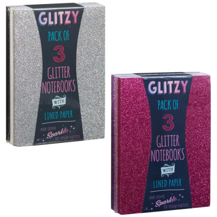 334803-glitzy-glitter-notebook-a6-3pk-main