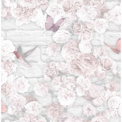 334834-g-and-b-flower-wall-wallpaper-2