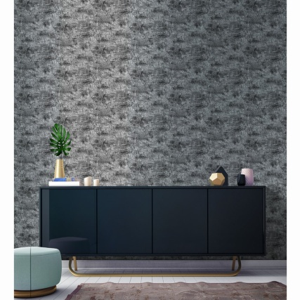334850-g-and-b-distressed-foil-black-wallpaper