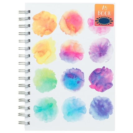 334953-a5-hardback-notebook-watercolour
