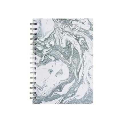 334953-a5-hardbook-notebook-swirl-paint-grey