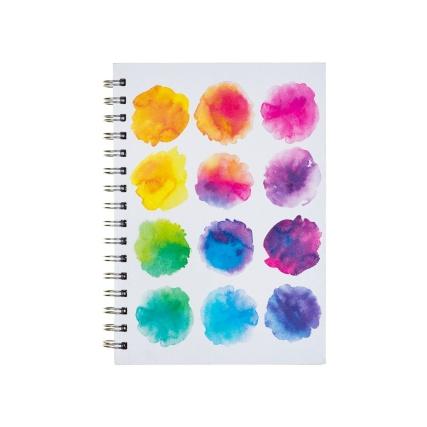 334953-a5-hardbook-notebook-watercolour-dots