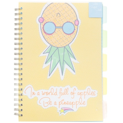 334955-a4-project-book-pineapple