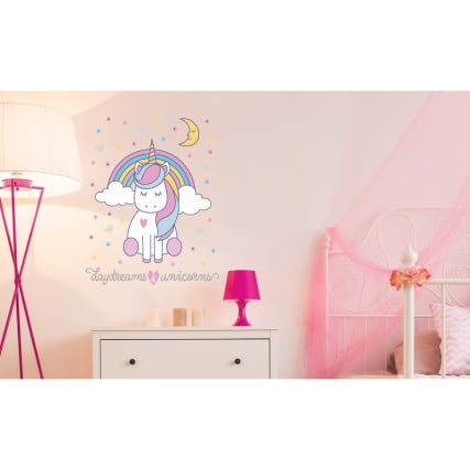 335133-unicorn-wall-sticker-daydreams