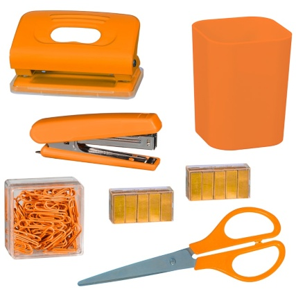 335369-desk-top-stationery-set-group-orange