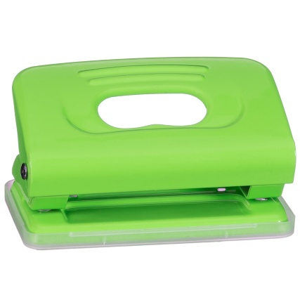 335369-desk-top-stationery-set-hole-punch-green