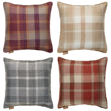 335393-heritage-colection-oakland-woven-check-cushion-main