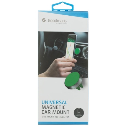 335650-goodmans-universal-magnetic-car-mount-green
