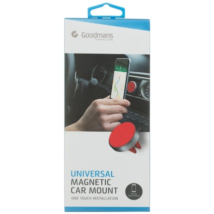335650-goodmans-universal-magnetic-car-mount-red