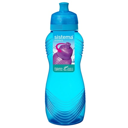 Sistema Wave Bottle 600ml - Blue
