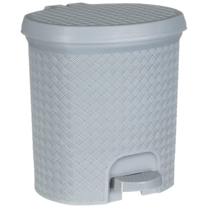338195-knit-effect-pedal-bin-grey-2