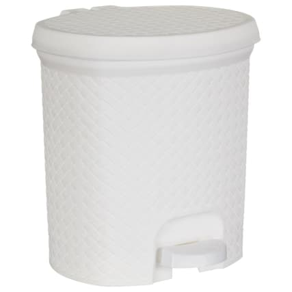 338195-knit-effect-pedal-bin-white-2