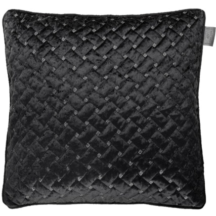 338495-karina-bailey-valentina-quilted-velvet-cushion-charcoal-2