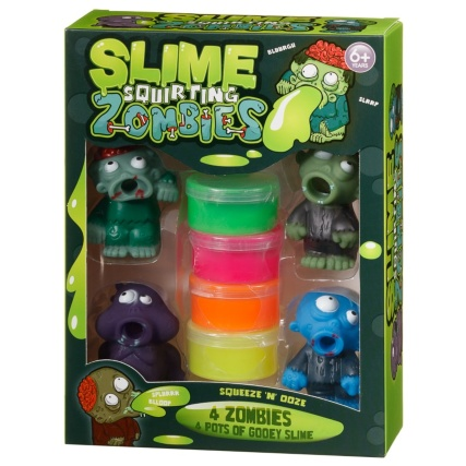 Slime Squirting Zombies