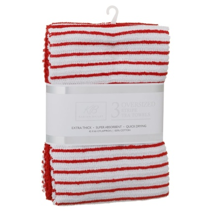 338799-3pk-stripe-rib-tea-towel-red