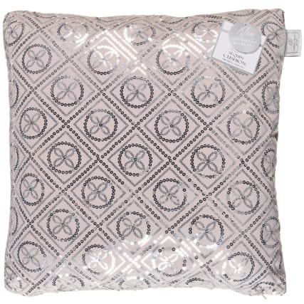 338854-karina-bailey-luxor-sequin-cushion-champagne