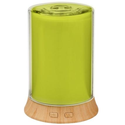 338944--essence-glass-aroma-diffuser-green
