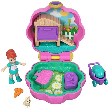 Micro Polly Pocket Set Dolls Amp Accessories B Amp M