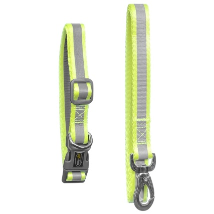 350344-niteglow-reflective-collar-and-lead-set-green