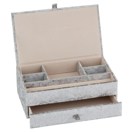 339268-luxe-large-crushed-velvet-jewellery-box-silver