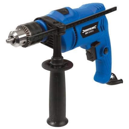339813-silverline-hammer-drill-500w