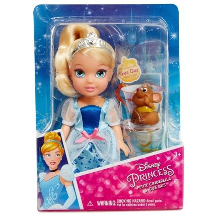 Disney Princess Petite Doll Cinderella Dolls