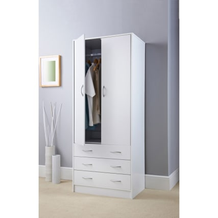 339998-lokken-double-wardrobe-with-3-drawers-2