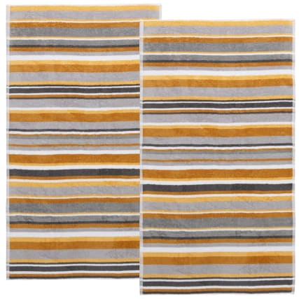 340005-silentnight-coastal-stripe-2pk-bath-sheets-mustard-3