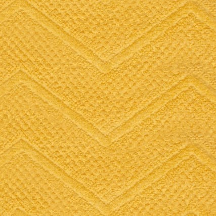 340006-340027-silentnight-chevron-waffle-towels-mustard-close