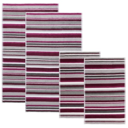 340007-silentnight-coastal-stripe-4pk-bale-mulberry