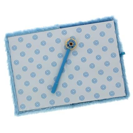 340063-plush-notebook--novelty-pen-blue-1