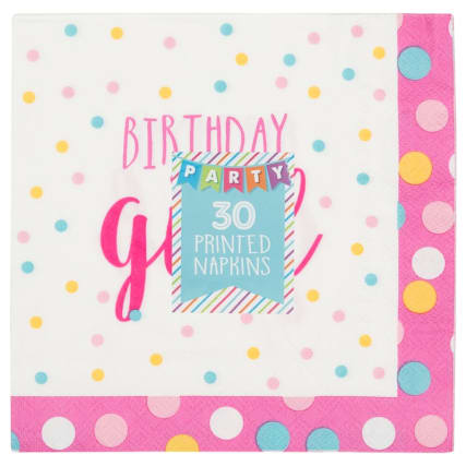 340125-kids-party-napkins-3ply-30pk-birthday-girl