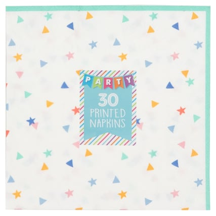 340125-kids-party-napkins-3ply-30pk-stars